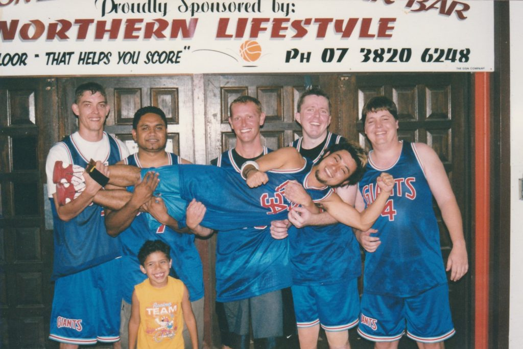 2003 BM Runners Up Championship Season