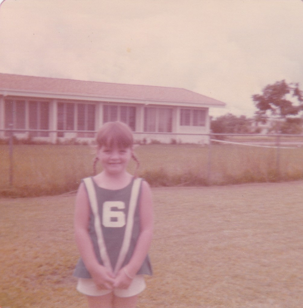 Giants Michelle Wasley ne Davies U10G approx 1979